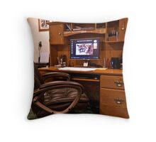 Where it all Comes Together Throw Pillow