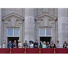 Royal Family Photographic Print