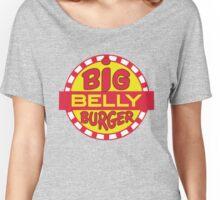 Big Belly Burger shirt - Arrow, Diggle, Starling City Women's Relaxed Fit T-Shirt