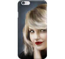 Red Lipstick iPhone Case/Skin