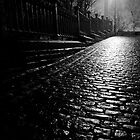 Saltaire Cobbles by ThePingedHobbit