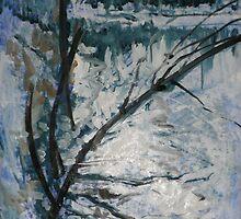 Ice Racing  by John Fish