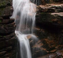 Avalanche Falls by Kathy Weaver