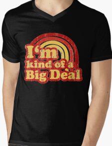 I'm Kind Of A Big Deal Mens V-Neck T-Shirt