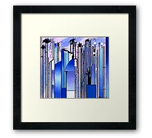 """Hollywood""  Framed Print"