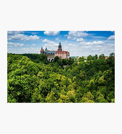 Ksiaz Castle Photographic Print