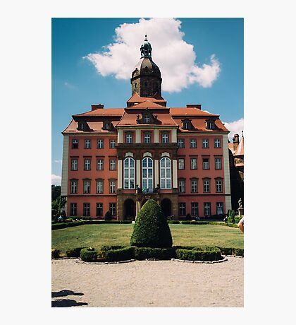 Ksiaz Castle Poland Photographic Print