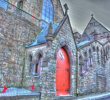 St. Mark's Episcopal Church by Sharon Batdorf