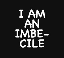 Dismaland I am an imbecile balloon shirt T-Shirt