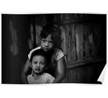 Vietnam - Brother and sister, looking for Mother Poster