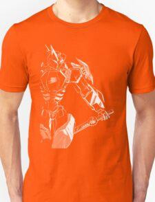 Drift in pink Unisex T-Shirt