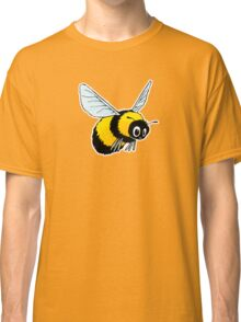 Happily Bumbling Bumble Bee Classic T-Shirt