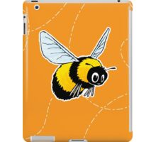 Happily Bumbling Bumble Bee iPad Case/Skin