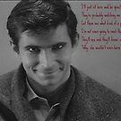 Psycho (1960) by Regan Hansen