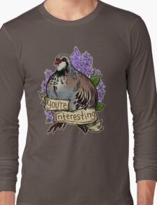 You're Interesting Long Sleeve T-Shirt