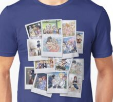 Fairy Tail: Polaroid Collage Unisex T-Shirt