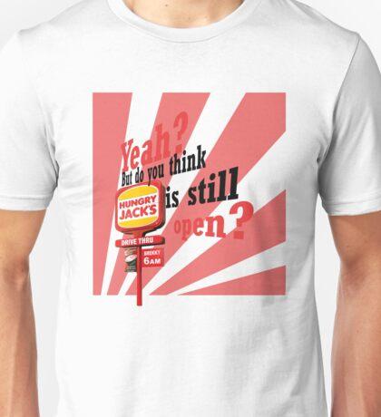 Yahoo! Answers Unisex T-Shirt