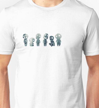 Princess Mononoke- Tree Spirits Unisex T-Shirt