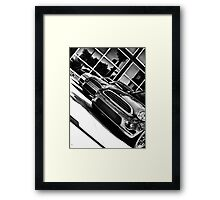 Life of a car in HDR 2 Framed Print