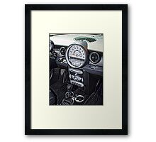 Life of a car in HDR 4 Framed Print