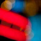 Neon Lips by James Dean Kersten