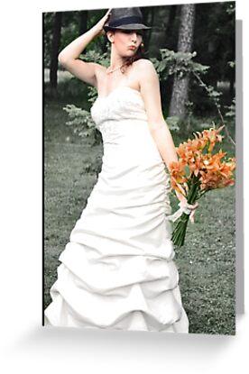 Lovely Bride by photosbyalli