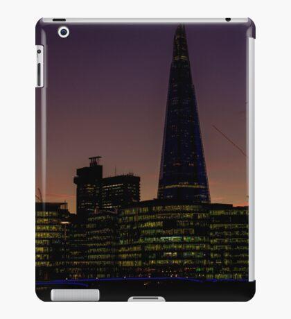 the Shard iPad Case/Skin