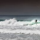 The Break at Wye River by Craig Mitchell