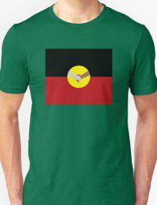 Reconciliation - Aboriginal Flag Unisex T-Shirt