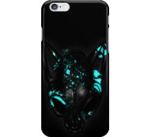 SkullKitty Teal iPhone Case/Skin