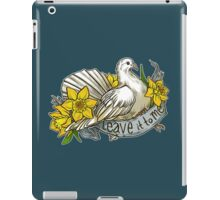 Leave it to Me iPad Case/Skin