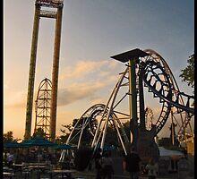 Cedar Point by photosbyalli