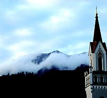 Night in Schladming by A. Kakuk