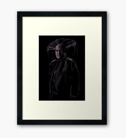 Londo sketch Framed Print