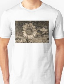 Vintage Sunflower  T-Shirt