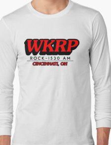 WKRP In Cincinnati T-Shirt Long Sleeve T-Shirt