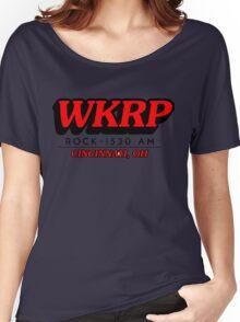 WKRP In Cincinnati T-Shirt Women's Relaxed Fit T-Shirt