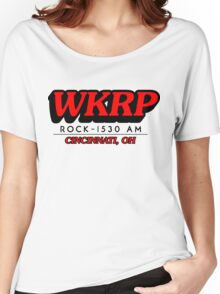 WKRP In Cincinnati T-Shirt Women's Relaxed Fit T-Shirt