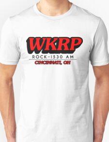 WKRP In Cincinnati T-Shirt Unisex T-Shirt