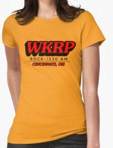 WKRP In Cincinnati T-Shirt Womens T-Shirt