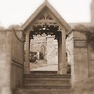 Gate to St.Andrews. by Livvy Young