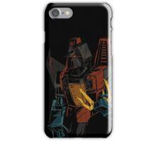 Starscream sketch iPhone Case/Skin