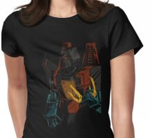 Starscream sketch Womens Fitted T-Shirt