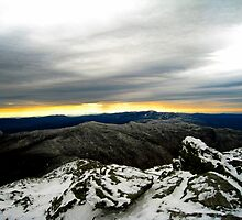 On Top of the World by A. Kakuk