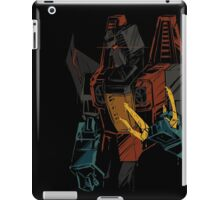 Starscream sketch iPad Case/Skin