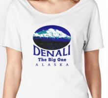 DENALI THE BIG ONE MOUNTAIN  Women's Relaxed Fit T-Shirt