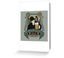 As You Wish Ale Greeting Card