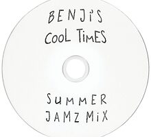 Parks and Recreation - Benji's Cool Times Summer Jamz Mix by MYCROFTOFFICE