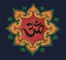 """""""Om"""" India, Hindu, Hinduism T-Shirt Kids Tee"""