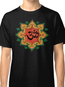 """Om"" India, Hindu, Hinduism T-Shirt Classic T-Shirt"